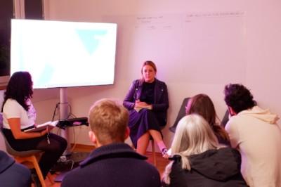 Masha McConaghy's Q&A Session