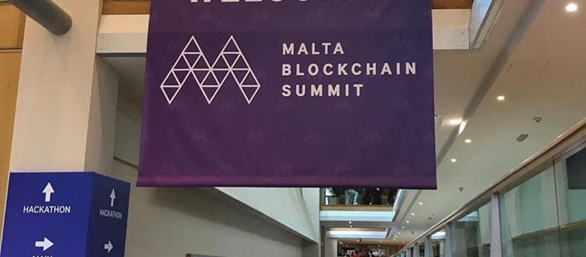 Networking blockchain summit
